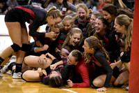 OHSAA State Volleyball 2015