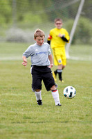 CREW JUNIORS NEW ALBANY STARKS v.HILLIARD FC SELECT SILVER BOYS