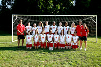 CSG Middle School Soccer 2016