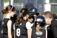 2008 New Albany U-12 Softball-Black v. Yellow